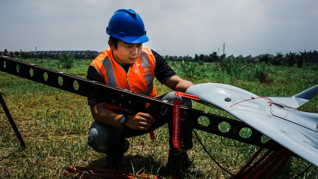 Terra Drone Technology Malaysia has well-trained & professional UAV pilots